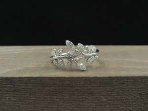 Size 8 Sterling Silver Floral Genuine Diamond Band Ring Vintage Statement Engagement Wedding Promise Anniversary Bridal Cocktail Friendship for Sale in Lynnwood, WA