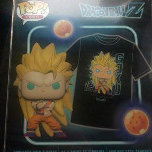 Goku SS3 POP & XL Shirt for Sale in Long Beach, CA