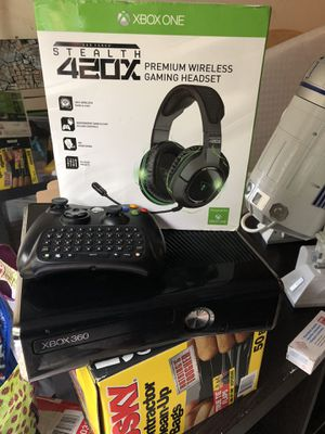 Xbox 360 bundle for Sale in Miramar, FL