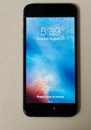 IPhone 6s 16 GB factory unlocked for sell for Sale in Fairfax, VA