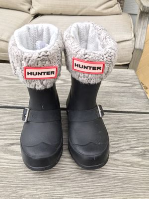 Toddler Hunter boots for Sale in Olympia, WA