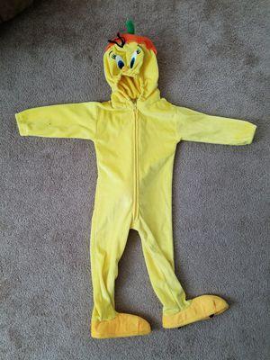 Tweety bird kids costume size 4-5 for Sale in Phoenix, AZ