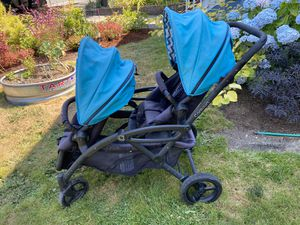 Contours Options Ellie Double Stroller for Sale in Seattle, WA