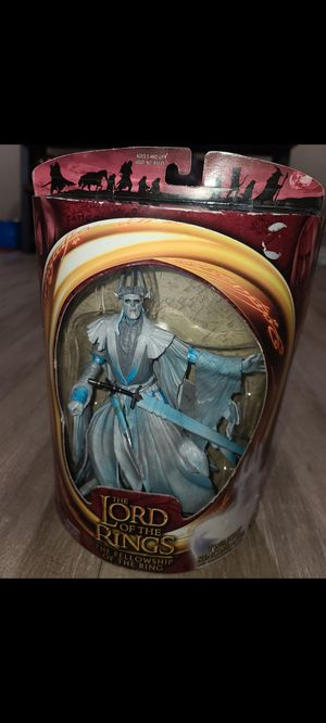 Lord Of The Rings - Twilight Ringwraith for Sale in Rancho Cucamonga, CA