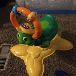 Vtech bouncing colors turtle for Sale in Milton, FL