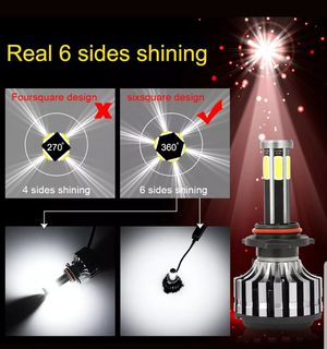 $$^6-SIDED SUPER BRIGHT LED LIGHTS ALL IN ONE, GREAT PRICE!!! LOOK!!!^$$ for Sale in Fontana, CA