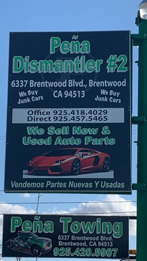 Used auto parts for Sale in Brentwood, CA