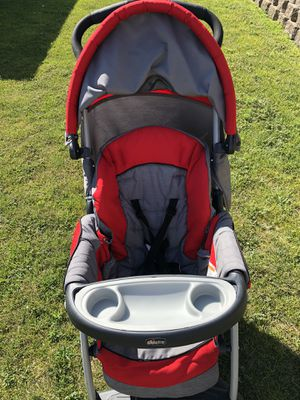 Chico Baby car seat with stroller combo for Sale in Pasco, WA