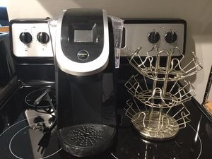 Keurig 2.0 with k-cup holder for Sale in Naperville, IL