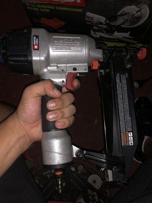 Porter cable nail gun for Sale in Arlington, TX
