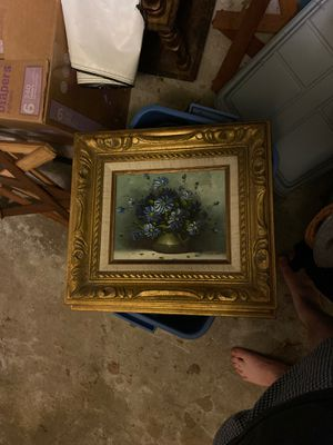 Framed painting for Sale in Darien, IL