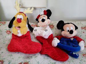 Disney stockings for Sale in Tampa, FL