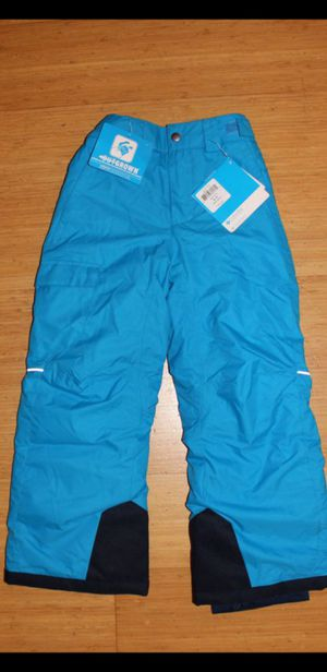 NEW Ski snow snowboard pants kids size 8 for Sale in Renton, WA