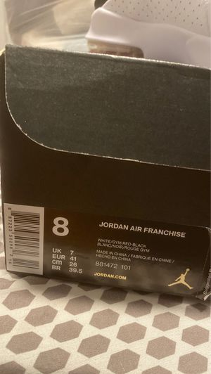 Jordan Size(8) for Sale in Seattle, WA