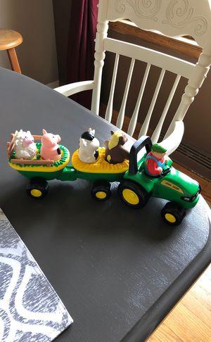 John Deere Tractor Set for Sale in Glen Ellyn, IL