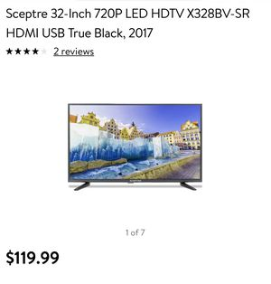 32 inch sceptre led tv for Sale in Pico Rivera, CA