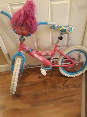 Girls trolls bike for Sale in Fresno, CA