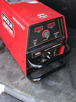 Lincoln Invertec V350 Pro Welder 220v Excellent Condition Like New for Sale in Los Angeles,  CA