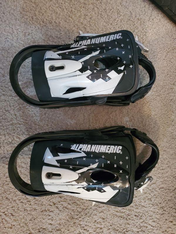 Snowboard Bindings size M