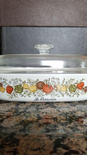 La Romarin Corningware for Sale in Huntley, IL