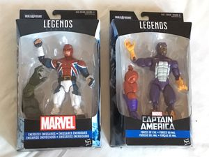 🎄🎄 Lot MARVEL LEGENDS SERIES CAPTAIN AMERICA ACTION FIGURES ** See TONS HOT TOYS here... for Sale in Las Vegas, NV
