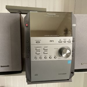 Panasonic Stereo system - CD, Cassette, Radio for Sale in Carlsbad, CA