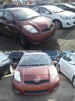 2010 TOYOTA YARIS CLEAN TITLE LOW DOWN for Sale in Houston, TX