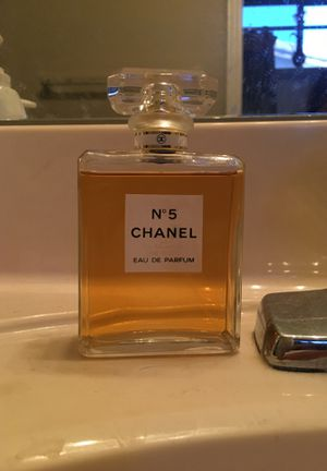 Chanel No°5 perfume for Sale in Glendale, AZ