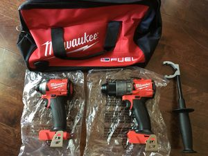 Milwaukee M18 Drills & Bag for Sale in San Diego, CA