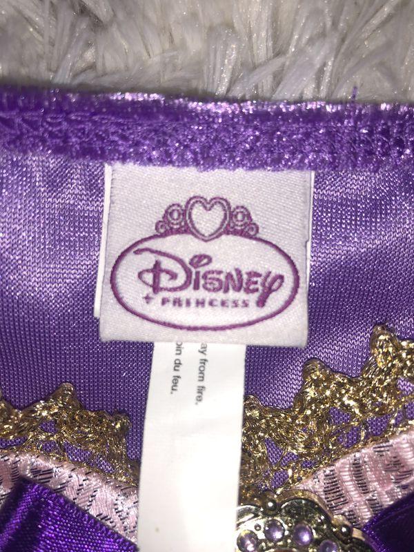Disney Rapunzel costume size Toddler 3-4 $8