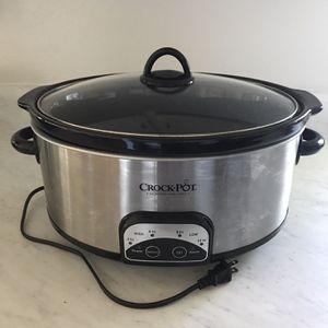 Crockpot 6Qts Open Box! for Sale in Orlando, FL