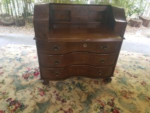 Antique Secretary Italian Desk for Sale in Alhambra, CA
