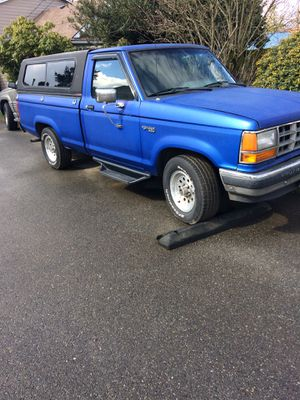 1990 ford ranger v6 5speed for Sale in Kent, WA