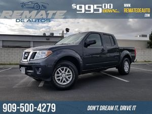2015 Nissan Frontier for Sale in Fontana, CA