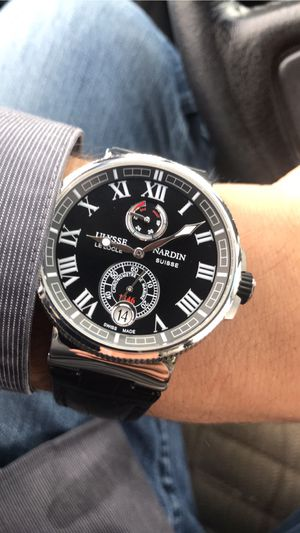 Ulysse Nardin Marine Chronometer 1183-126 for Sale in West Chicago, IL