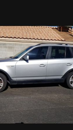 2005 BMW X3, 6cyl, 136k Miles, Clean Title. for Sale in Las Vegas,  NV