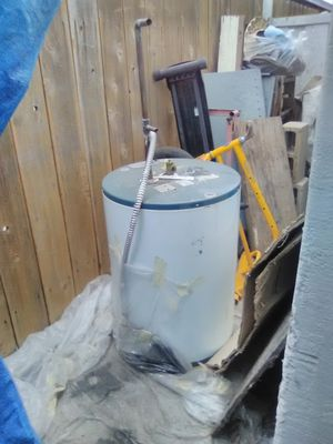 For sale water heaters electric..120 amps for Sale in San Diego, CA