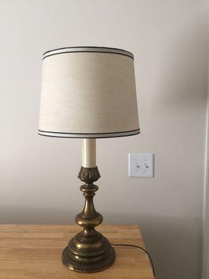 Brass lamp for Sale in Lexington, KY