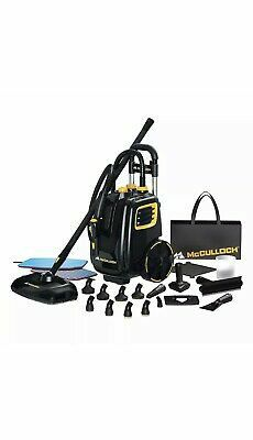 Chemical free steam cleaner kills 99%of germs by McCulloch for Sale in North Las Vegas, NV