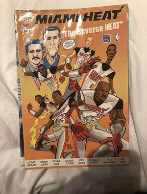 Miami Heat Rare Comic Book Collection for Sale in Margate, FL