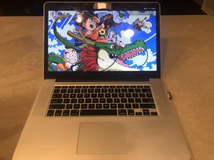 2013 15inch MacBook Pro Retina display for Sale in Minneapolis, MN
