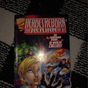 Hero's Unborn Marvel for Sale in Meriden, CT