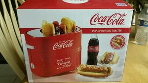 Coca cola hot dog toaster for Sale in Victorville, CA