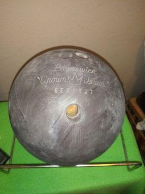Vintage Brunswick Crown Jewel 11 lb Ball for Sale for sale  Martinez, CA