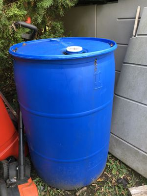 55 gallon drum never used for Sale in Village of Pelham, NY