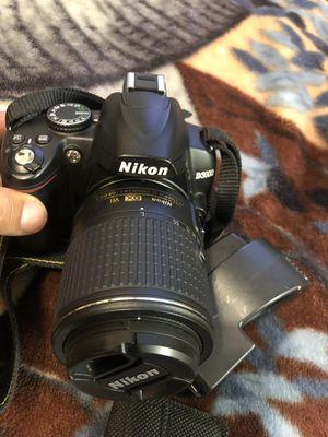 Nikon digital camera 🎥 D3000 for Sale in Livermore, CA