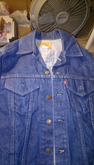 Levi Strauss jacket size 38 brand new for Sale in San Jose, CA