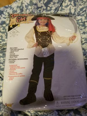 Buccaneer girls outfits ( costume for Sale in Brooklyn, NY