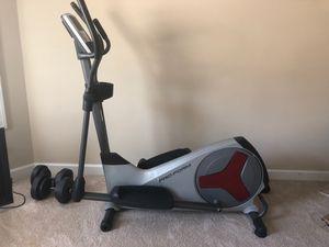 Proform elliptical 6.0 ZE for Sale in Alpharetta, GA