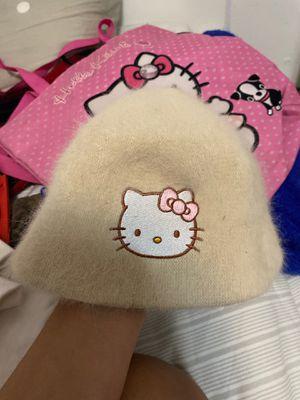 Kids hello kitty bucket hat for Sale in San Diego, CA